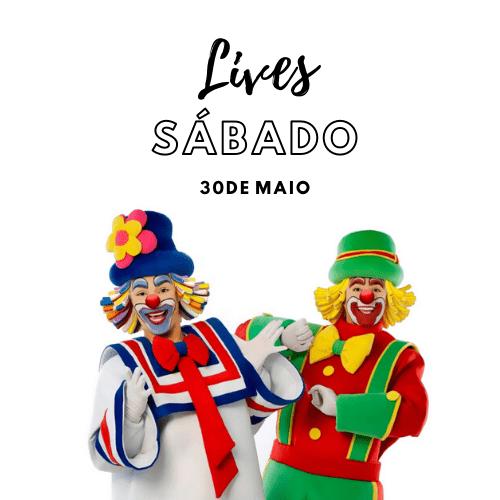 lives sabado 30/05